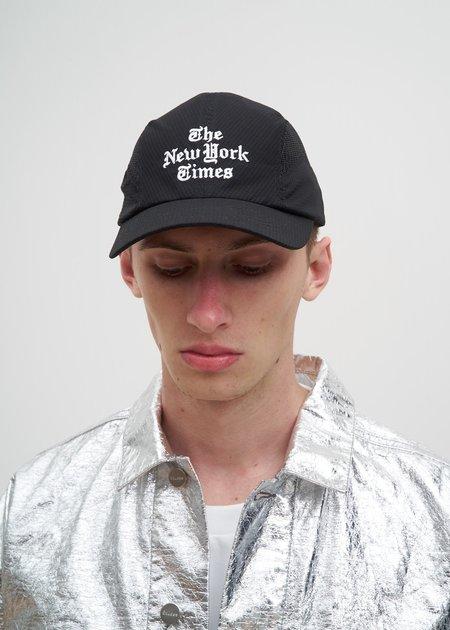 Études Black Zone New York Times Hat - Black