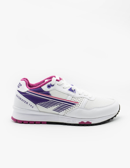 Hi-Tec HTS Badwater 146 ABC - White / Purple / Beetroot