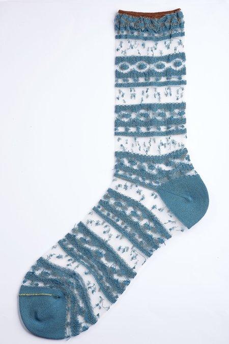 DèPio 602 Socks - Blue