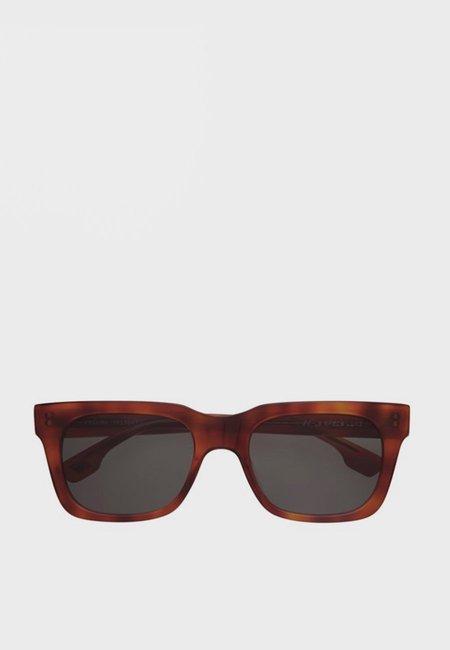 Unisex Le Specs Fellini Sunglasses - Honey Tort