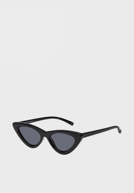 Le Specs X Adam Selman The Last Lolita Sunglasses - Black