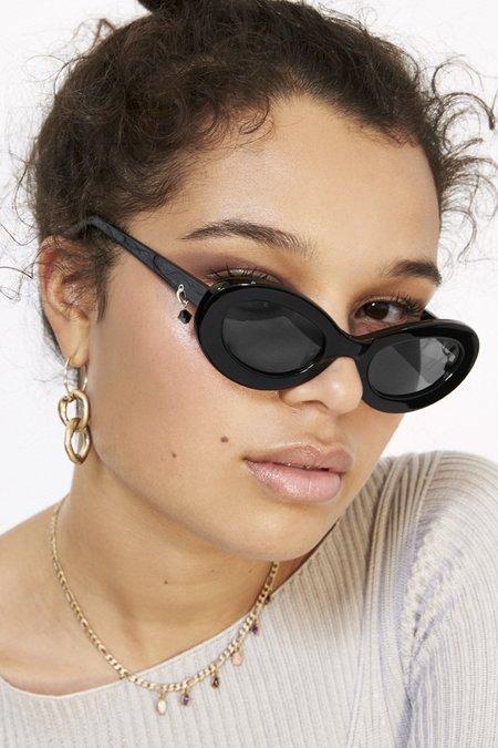POMS Giro Sunglasses - Black