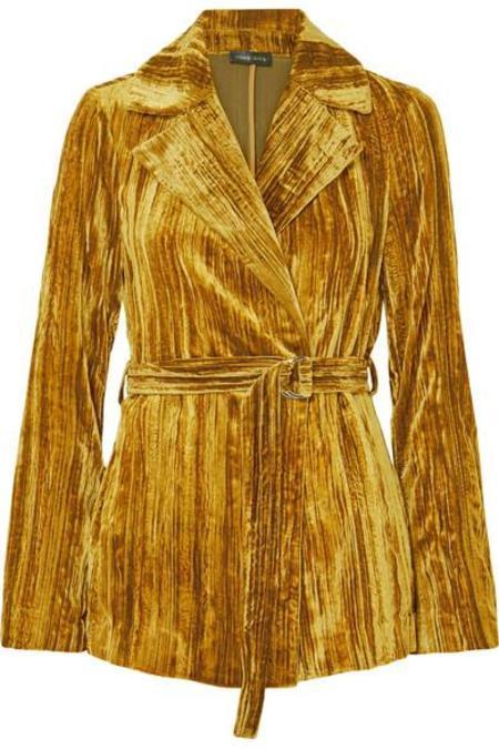 Stine Goya Lora Jacket - Gold