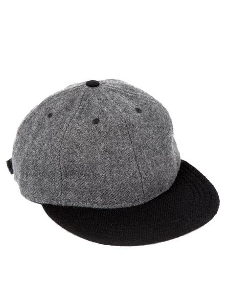 PAA FLOPPY BALL CAP - GREY