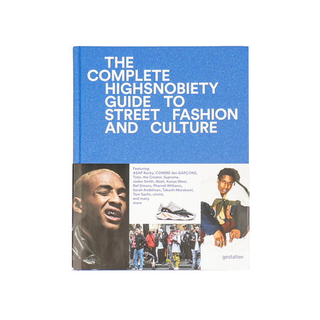 Publication THE INCOMPLETE HIGHSNOBIETY GUIDE TO STREET FASHION AND CULTURE