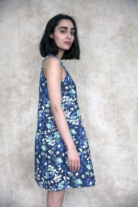 Ursa Minor Studio CLARE DRESS - FLORAL PRINT