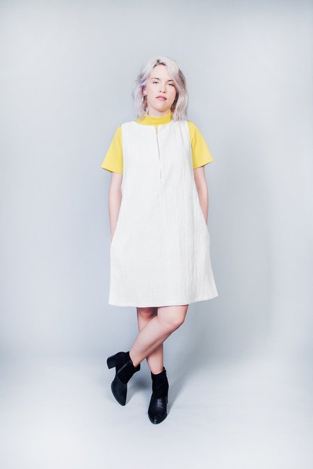 Odeyalo Cordova Dress - Cream