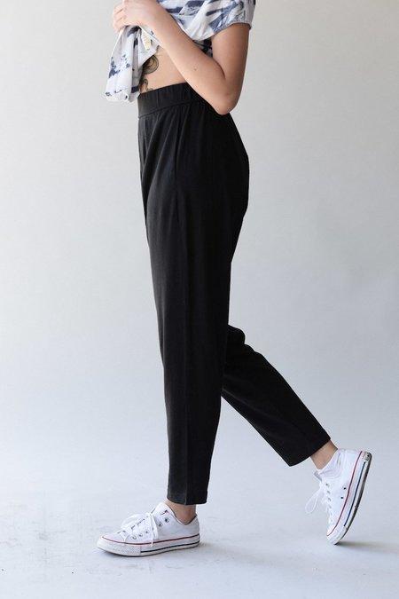 Raquel Allegra Easy Pant - Black