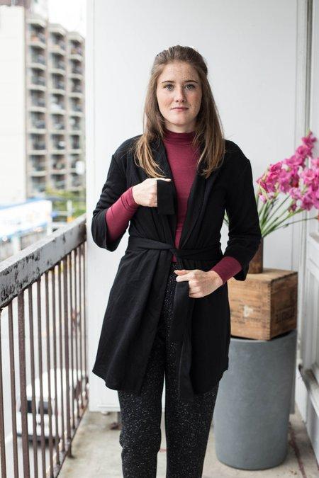 Meemoza Kimono - Black