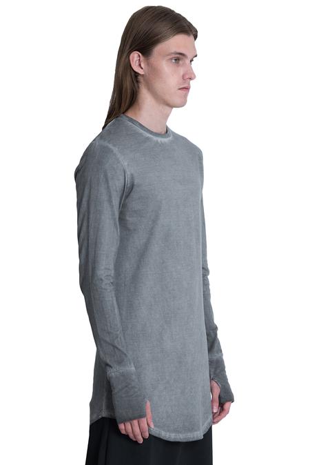Tobias Birk Nielsen Long Sleeve Tee - Grey