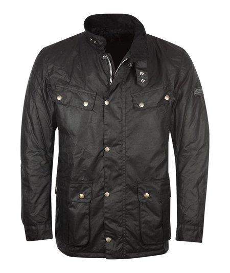 Barbour Duke Jacket - Black