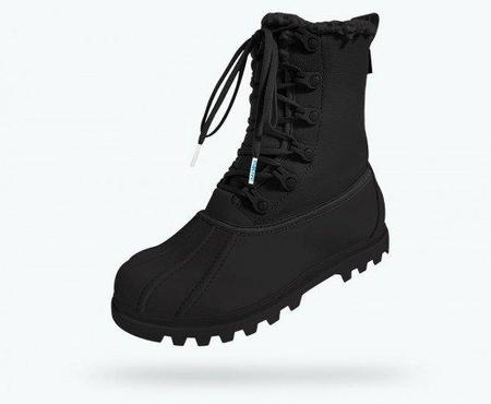 Native Shoes JIMMY 3.0 TREKLITE ADULT BOOT - JIFFY BLACK