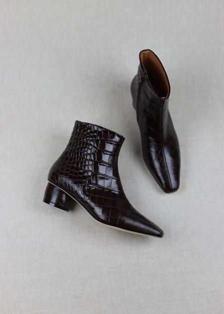 LOQ Croc Matea Boots - Bombón