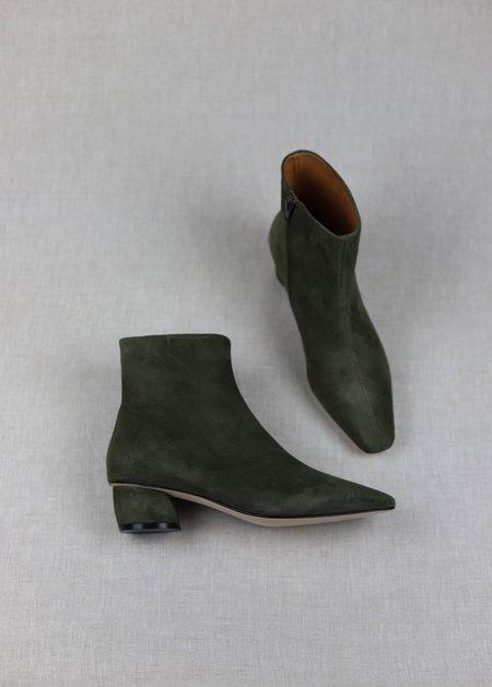 LOQ Suede Matea Boot - Bosque