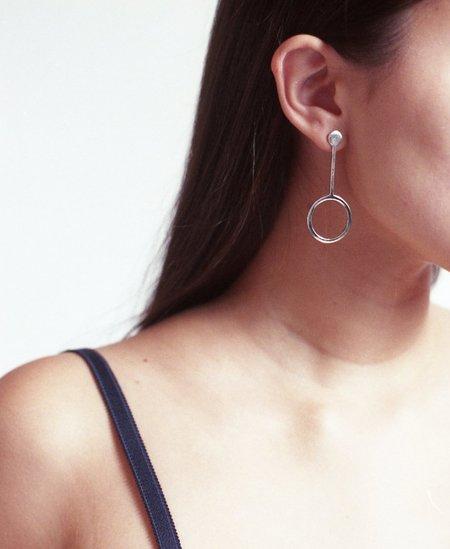 Swim to the Moon Cora Earrings