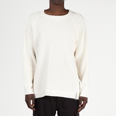 Manastash Weekender Knit Sweater - Ivory