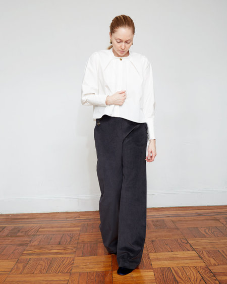 INGA-LENA The Smirtje Pant - Charcoal