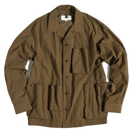 Eastlogue Holiday Jacket - Olive
