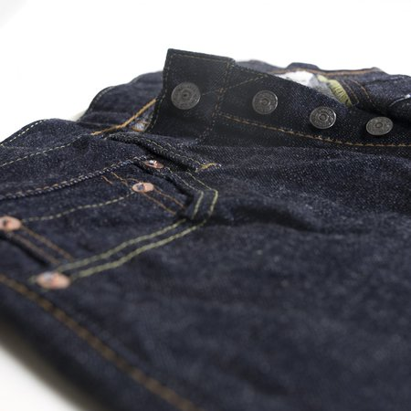 Pure Blue Japan XX-019 14oz Relaxed Tapered