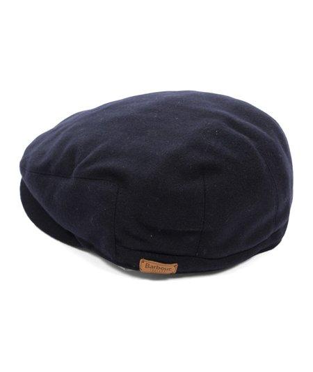Barbour Redshore Flatcap - Navy