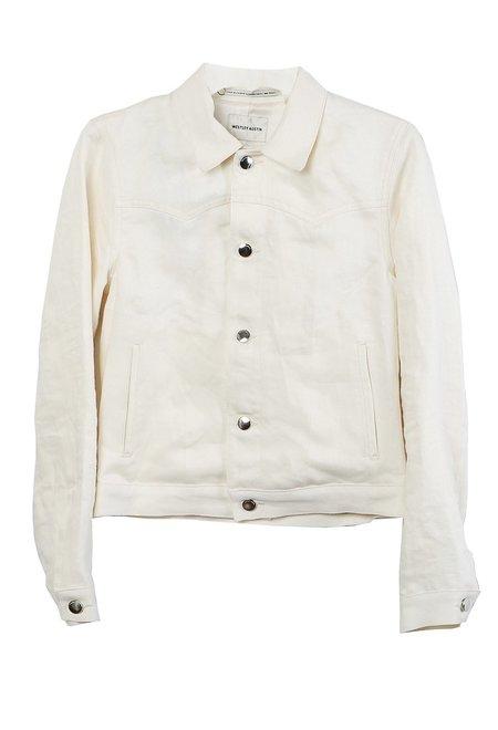 Westley Austin Western Jacket - Ivory