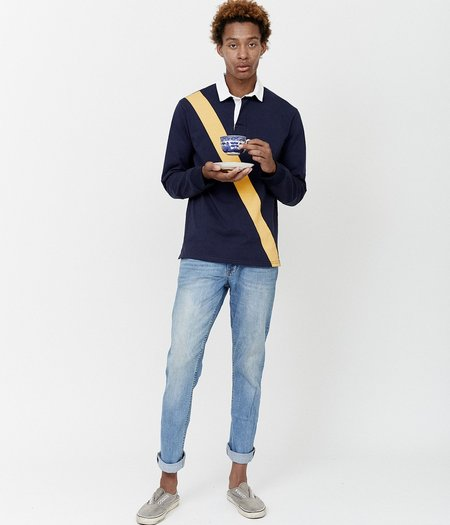 Unisex MAGILL Andrew Rugby - Navy/Yellow