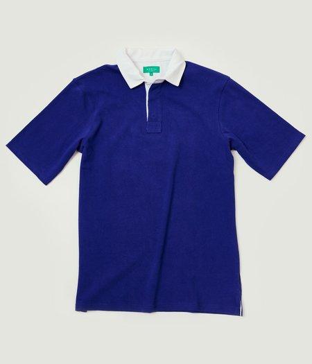 MAGILL Copper Polo - Blue
