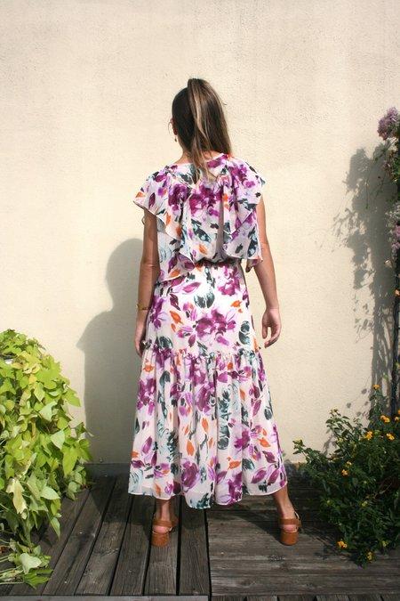 MISA Celina Dress - Floral Print