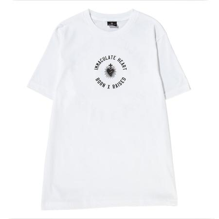 Born x Raised Ministries T-shirt - White