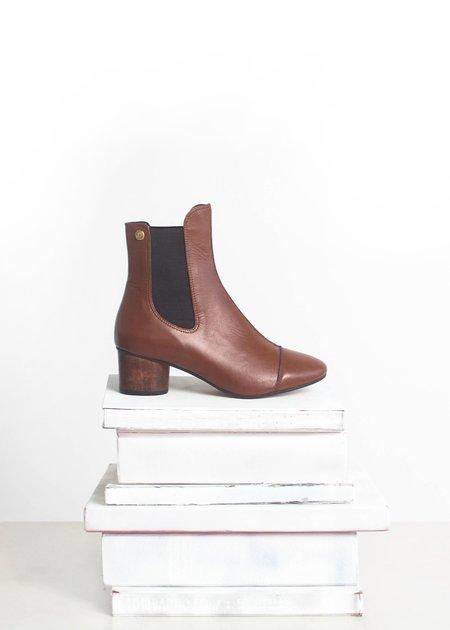 Taylor + Thomas Patti Boots - Saddle