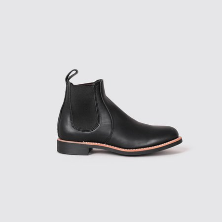 """Red Wing Heritage 6"""" Chelsea Boot - Black Boundary"""
