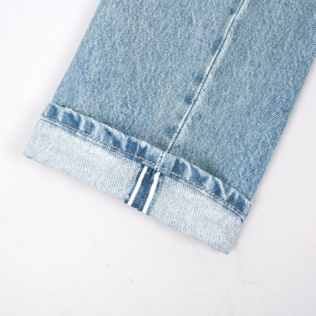 Levi's Made & Crafted 501 Selvedge Jeans - Salt Water