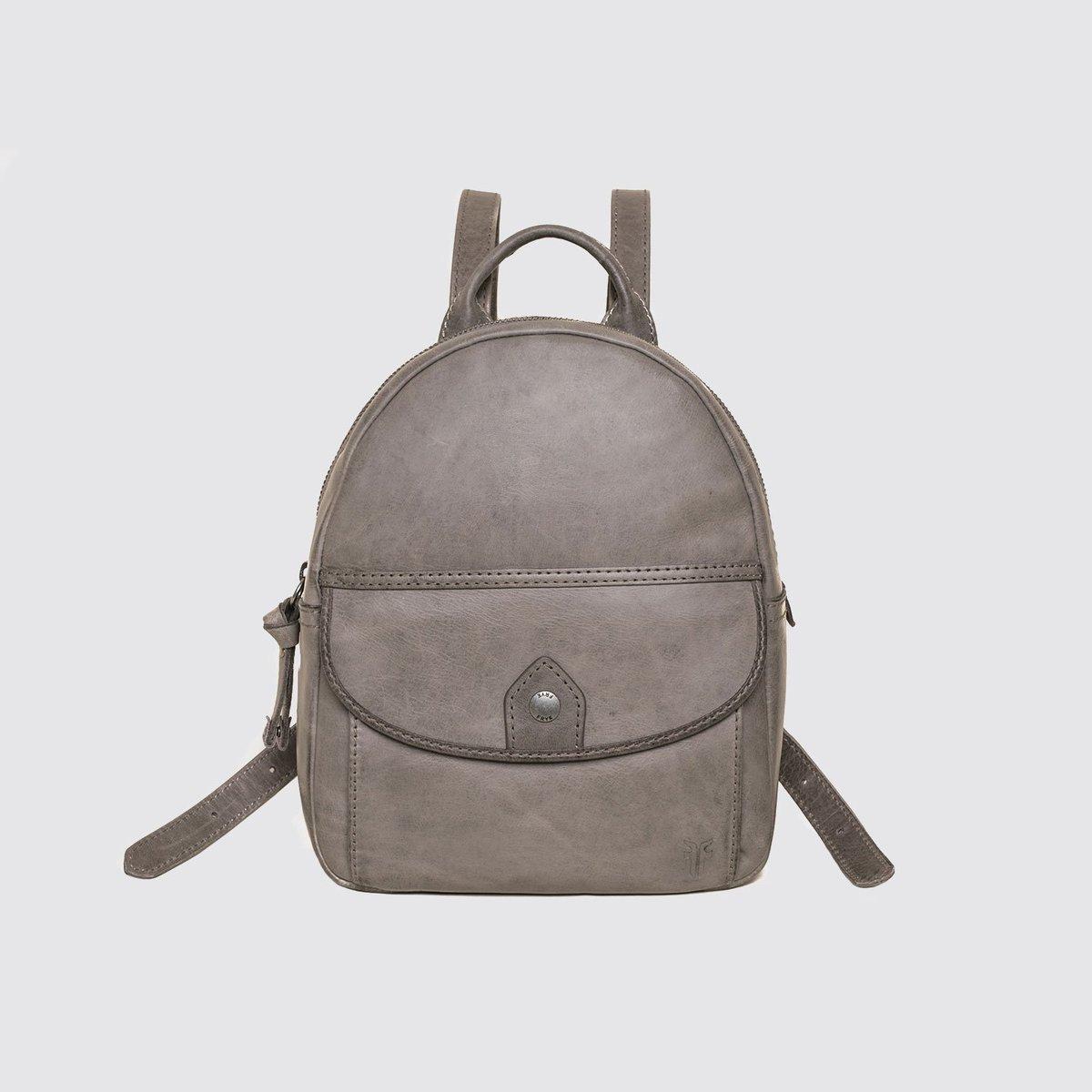 2916efb3a6 Frye Melissa Mini Backpack - Ice