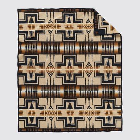 Pendleton Harding Throw Robe - Oxford