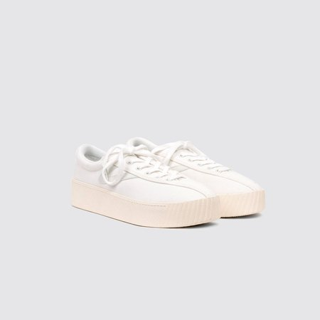 Tretorn Nylite Bold Sneakers - Vintage White