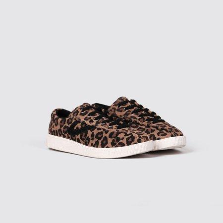 Tretorn Nylite Suede Sneakers - Cheetah