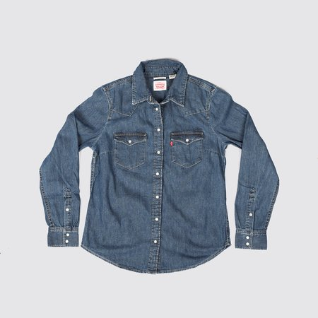 Levi's Ultimate Western Shirt - Livin' Large