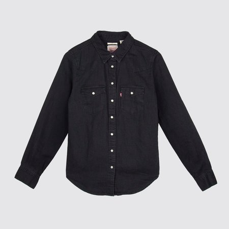 Levi's Ultimate Western Shirt - Shiny Happy People