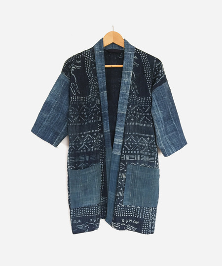 COATZ Duman COAT - BLUE
