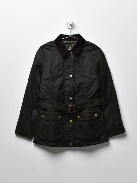 Barbour Ambleside Wax jacket - Olive