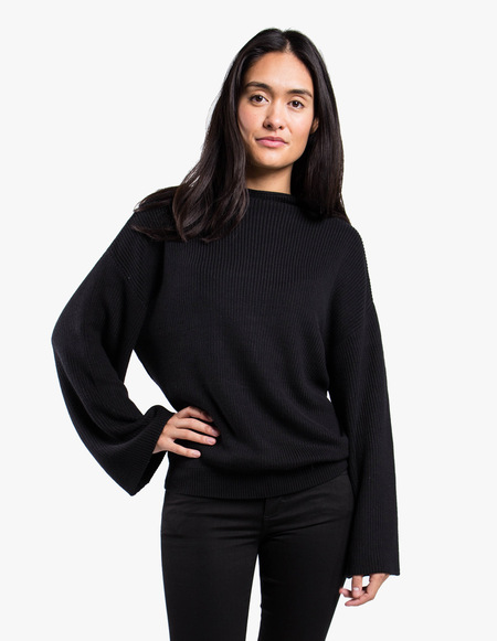 Won Hundred Leanne Knit sweater - black