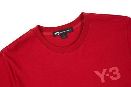 Y-3 Classic S/S T-Shirt - Chili Pepper