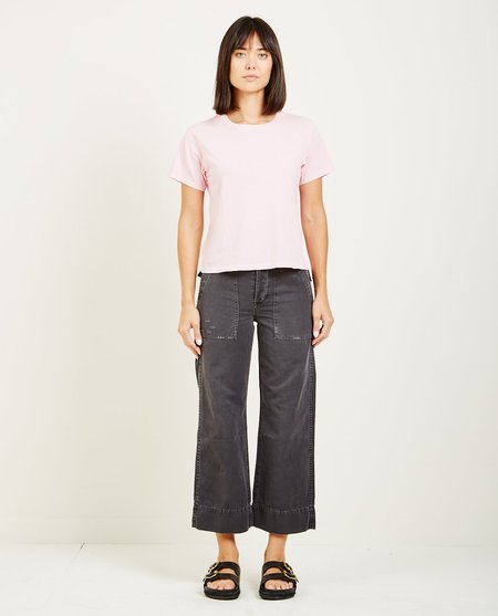 amo denim CLASSIC TEE - FADED PINK