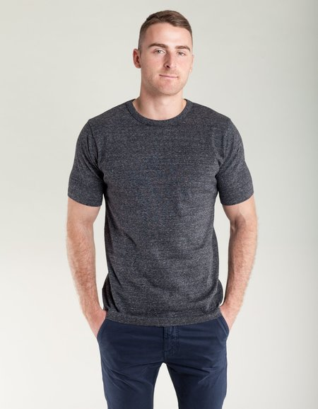 National Athletic Goods Athletic Tee - Black Heather