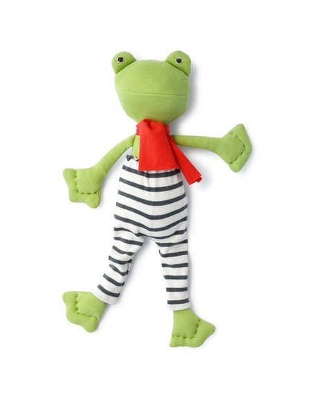 Kids Hazel Village Lewis the French Toad Doll