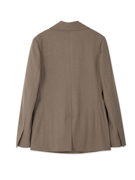ANDERSSON BELL Hellena Tailored Jacket - Khaki Beige