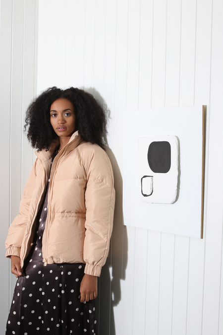 Ganni Whitman Jacket - Hazelnut