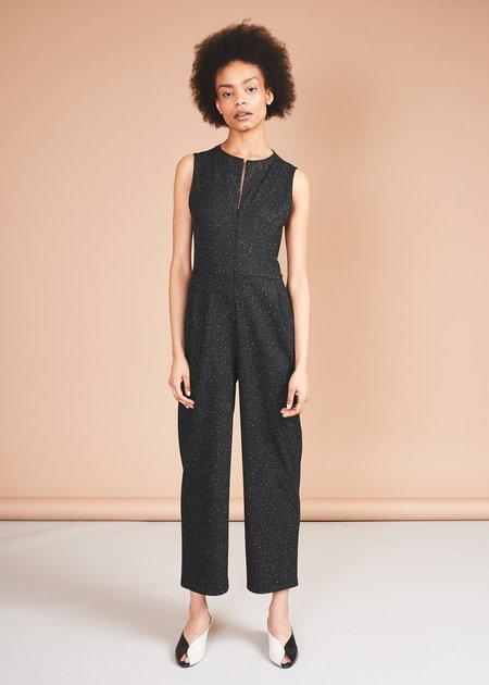 Dagg and Stacey Fifer Jumpsuit - black speckle