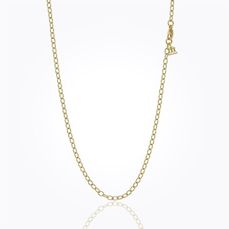 """Temple St. Clair 18"""" Extra Small Oval Chain"""