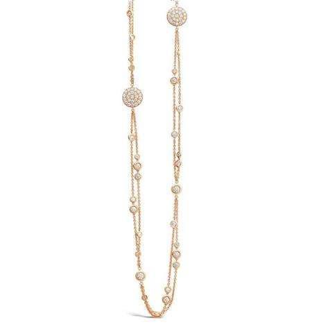 Diamond Dream Signature Collection Necklace - Rose Gold